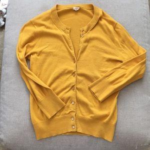 J.Crew 3/4 Sweater
